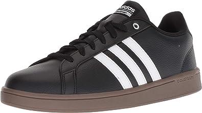 adidas Cloudfoam Advantage Core Black/Footwear White/Gum 10