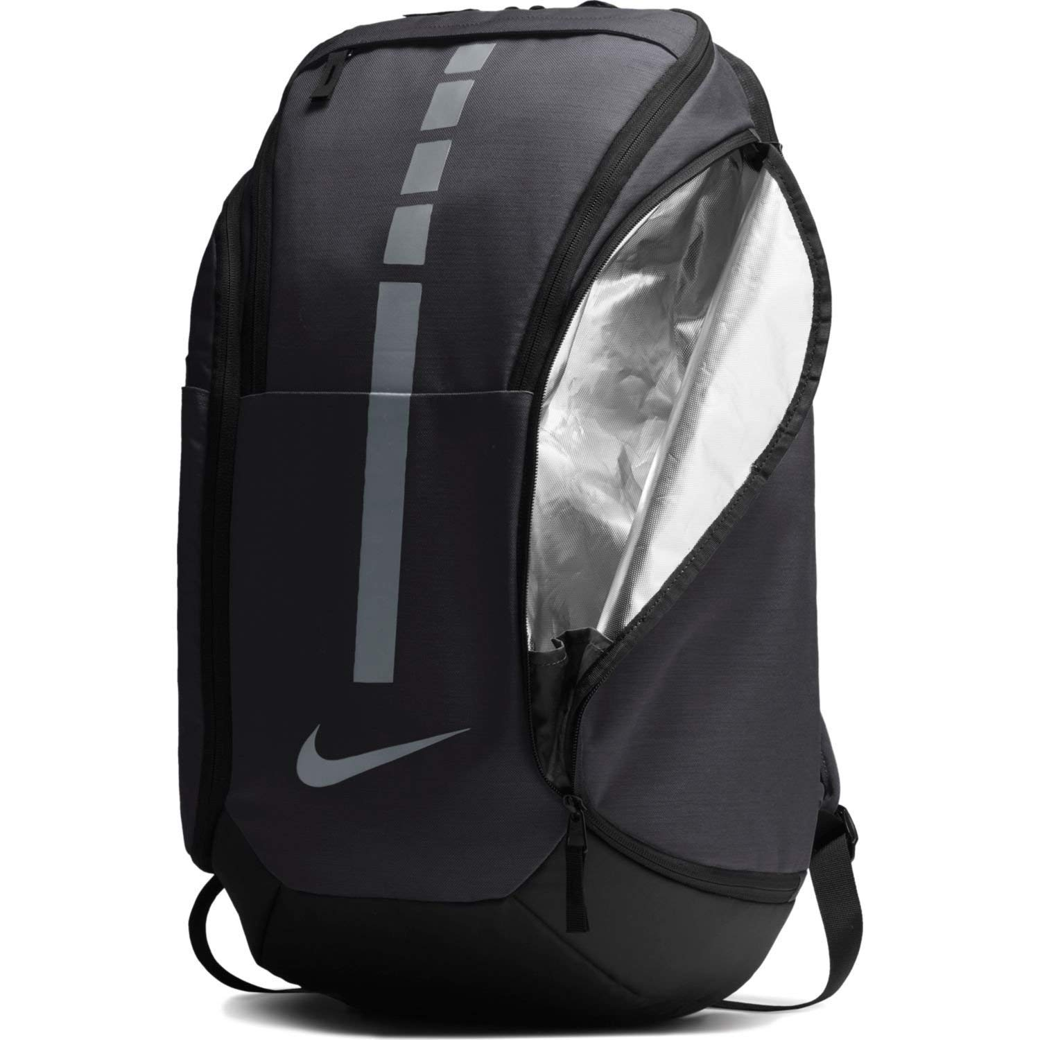 c5c601c50362 Nike Hoops Elite Hoops Pro Basketball Backpack Dark Grey Metallic Cool  Grey  Amazon.co.uk  Sports   Outdoors