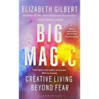 Big Magic: Creative Living Beyond Fear (Ome a Format)