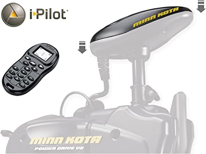 MinnKota i-Pilot Accessory Motors