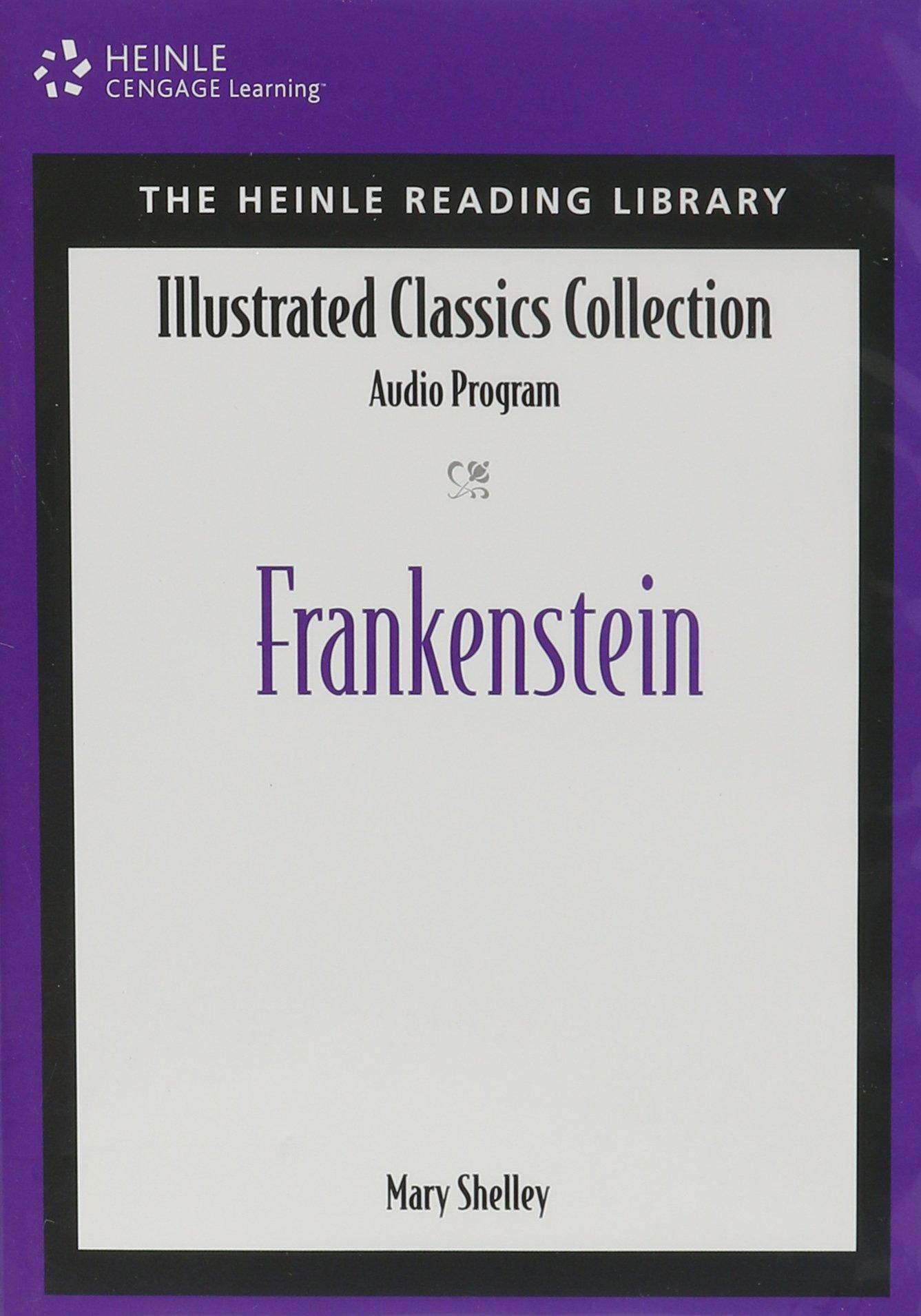 Frankenstein: Audio CD (Heinle Reading Library) by Heinle ELT