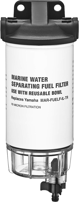 Five Oceans in-Line Fuel Filter FO-2637