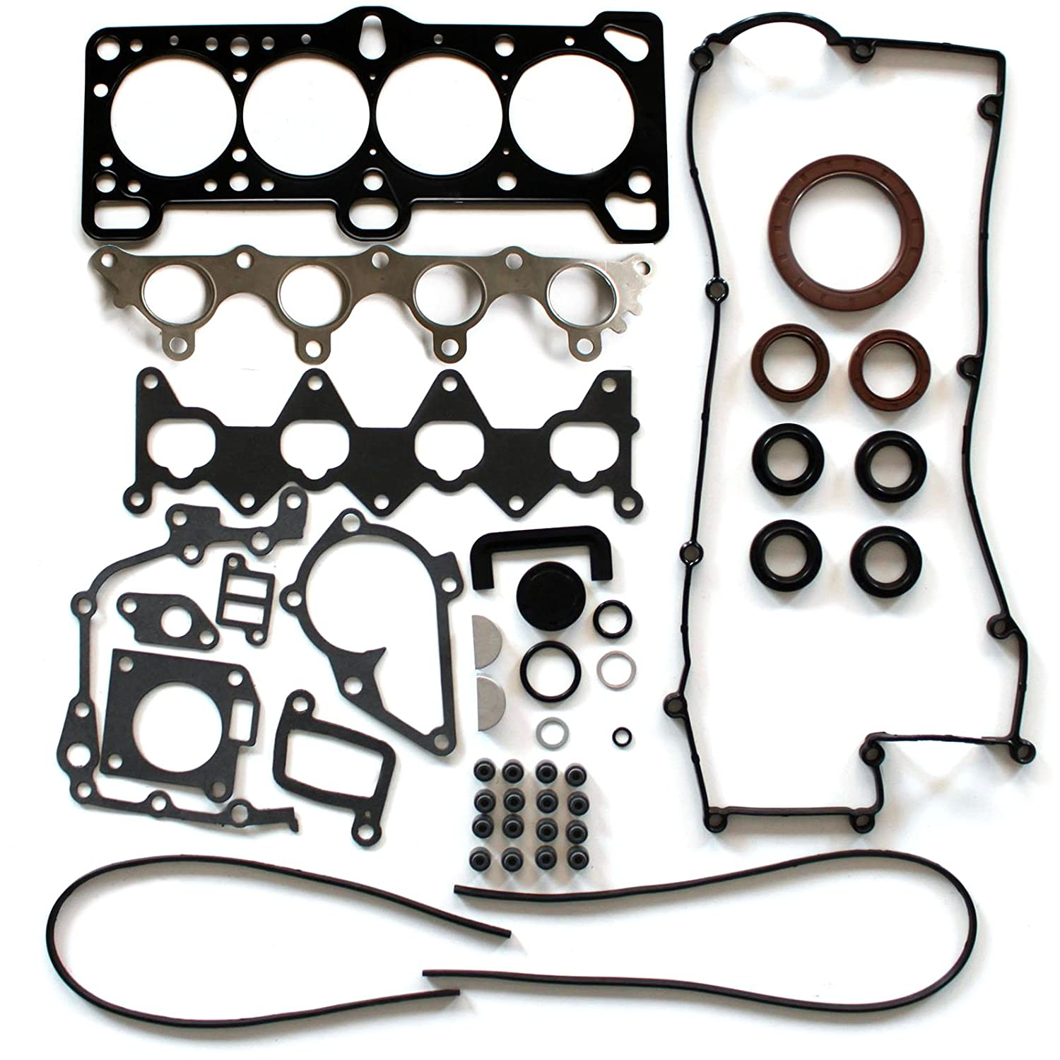 amazon eccpp head gasket set for 06 11 hyundai accent kia rio Chevy High Performance 4.3 Engines amazon eccpp head gasket set for 06 11 hyundai accent kia rio rio5 dohc 16v vin c engine head gasket automotive