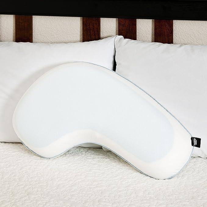 Sharper Image Memory Foam Nuzzle Pillow