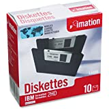 Imation - Floppy Disk x 10 - 1.44 MB(12881)