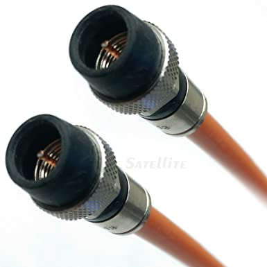Amazon.com: Cables coaxiales de corte personalizado de ...