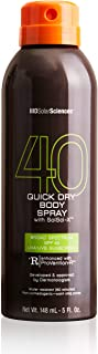 product image for MDSolarSciences Quick Dry Body Spray SPF 40   Non-Greasy, Fast-Drying Sunscreen Provides 80 Minutes of Water-Resistant Broad Spectrum Sun Protection
