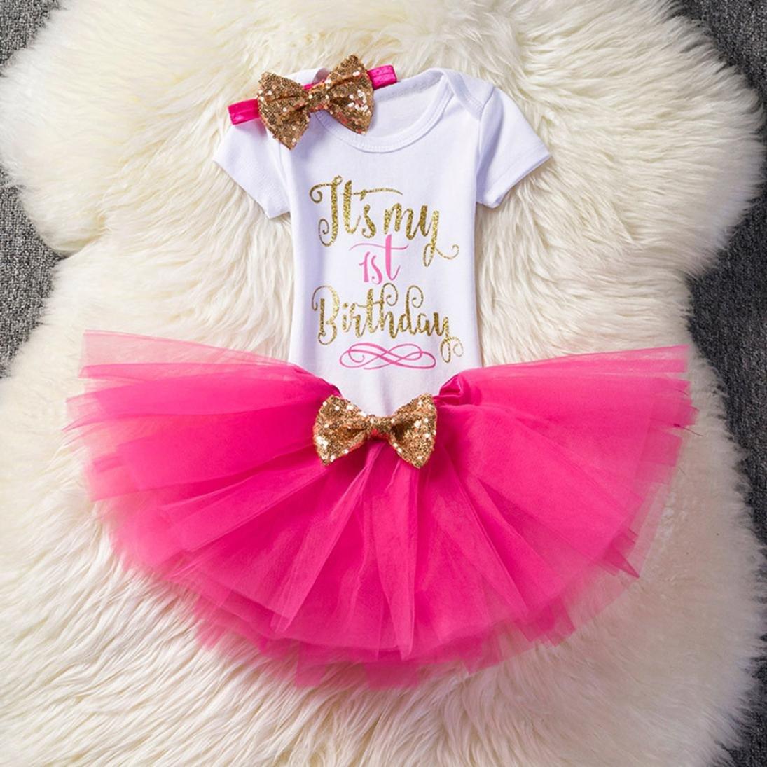 Stirnband Rosa Fotoshooting für ★Neugeborene Baby★ Kostüm Tütü