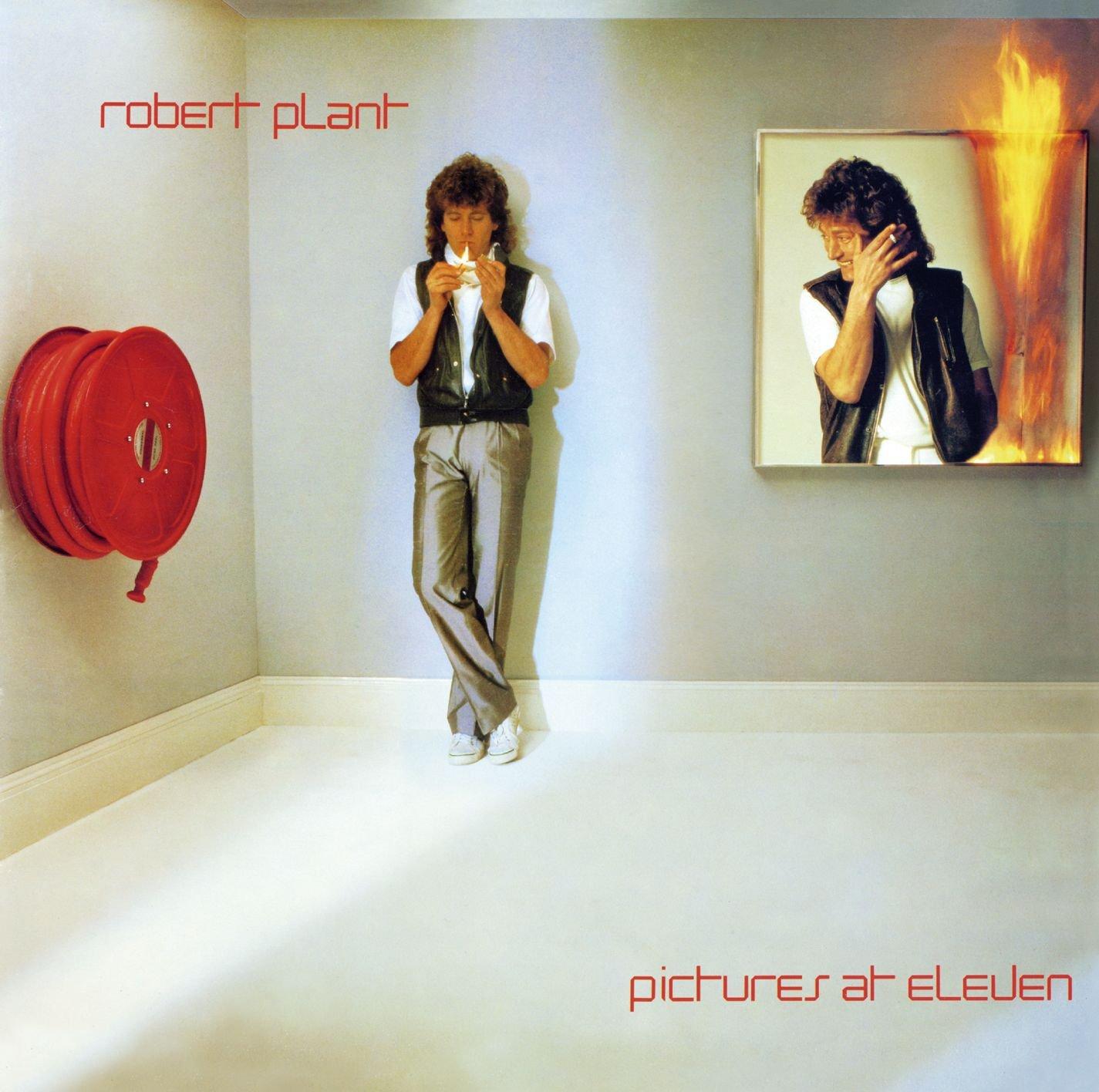 CD : Robert Plant - Pictures at Eleven (Bonus Tracks, Remastered)