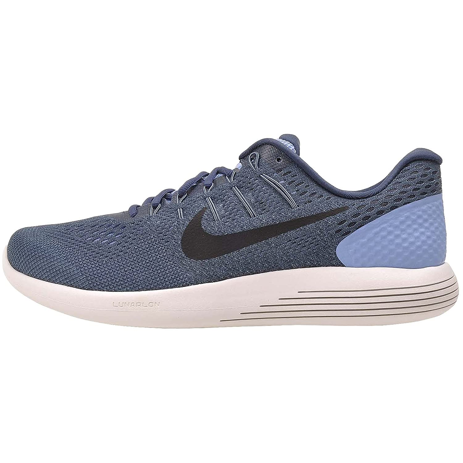 a649d53005ad Nike Men s Lunarglide 8 Running Shoe Light Blue Squadron Blue Ghost  Green Black 11. 5  Buy Online at Low Prices in India - Amazon.in