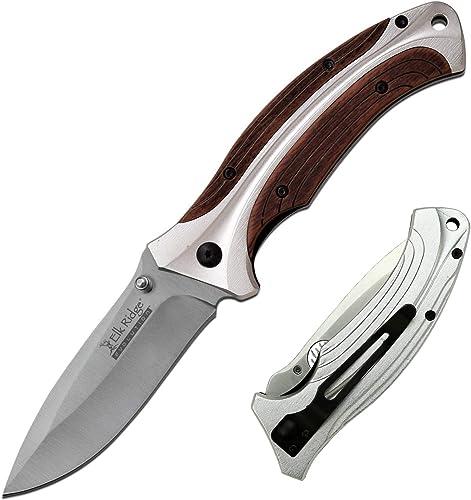 Elk Ridge Evolution Folding Knife – ERE-FDR011-BR