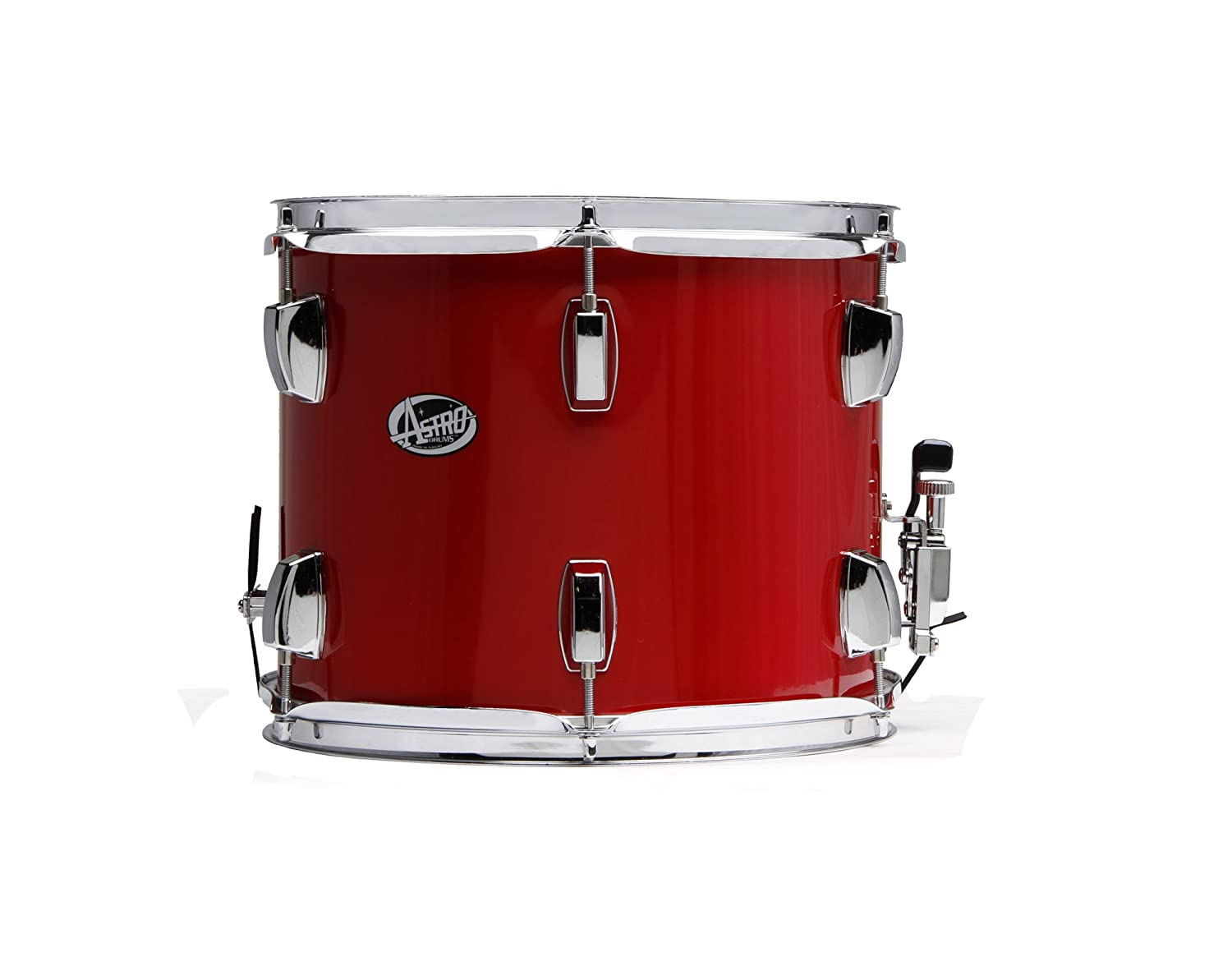 Astro MR1210S-RD 12-Inch Light Weight Student Marching Snare Drum
