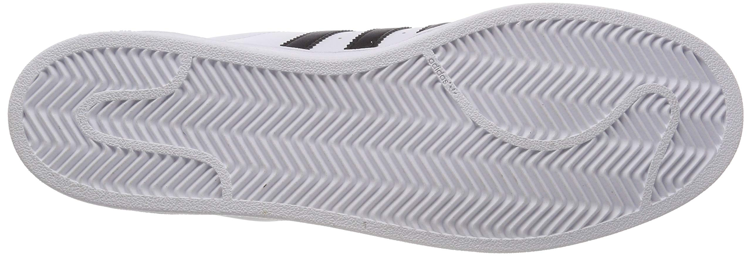 new product c6852 e391e ADIDAS ORIGINALS SUPERSTAR C77124 bianco nero scarpe unisex pelle 44   Amazon.it  Libri