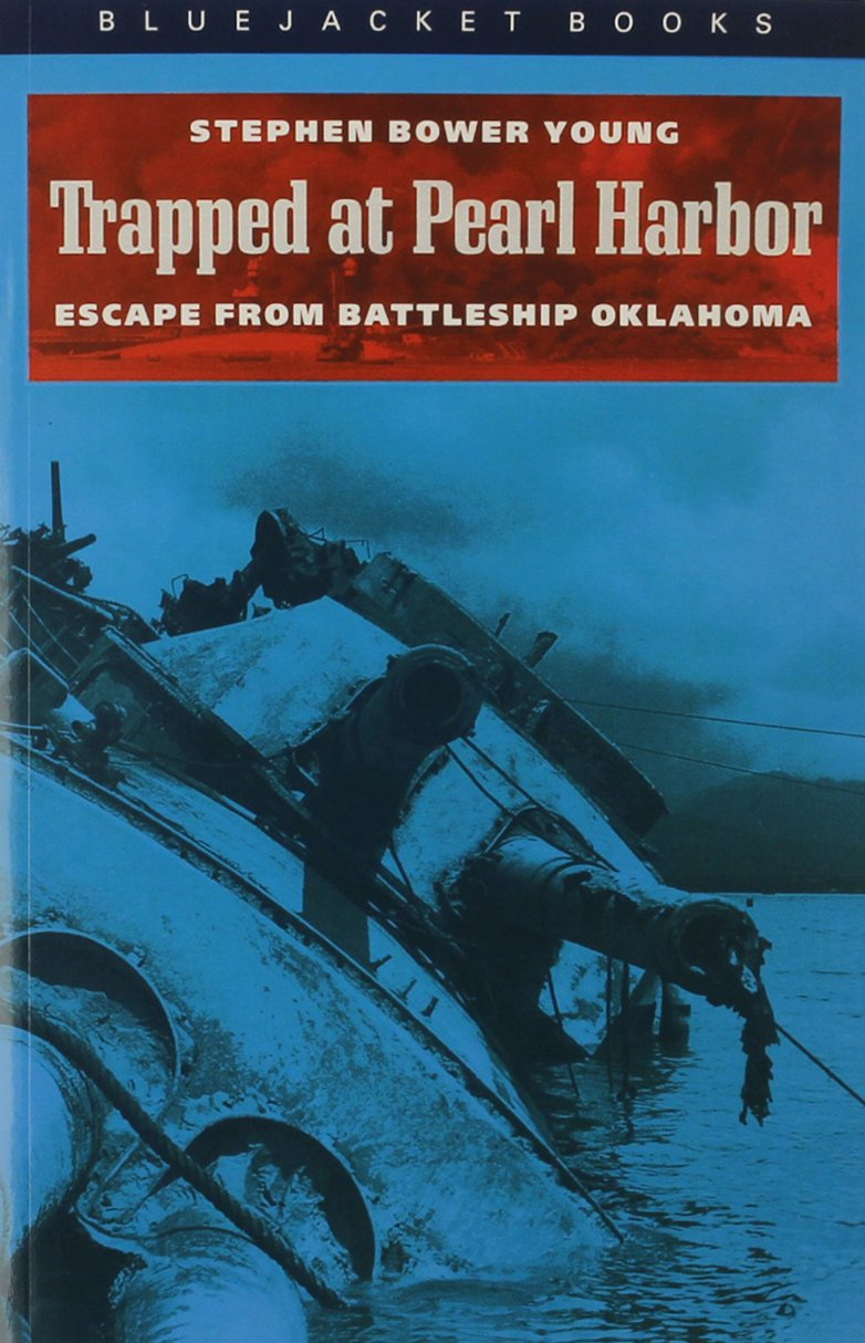 Download Trapped at Pearl Harbor: Escape from Battleship Oklahoma (Bluejacket Books) PDF