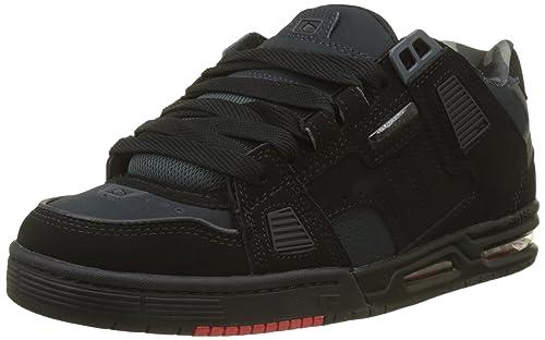 c2be08eb3b3381 GLOBE Sabre, Men's Skateboarding Shoes: Amazon.co.uk: Shoes & Bags