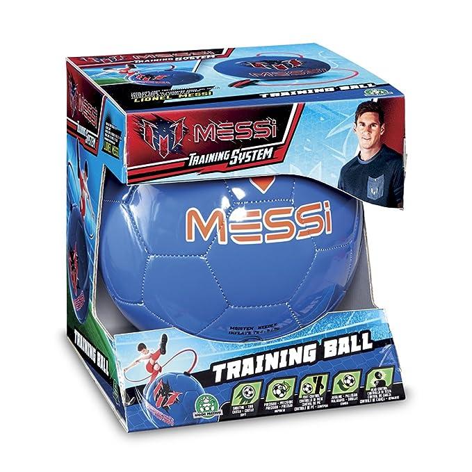 Messi Trining - Pelota de Soft fútbol, Color Azul (Giochi Preziosi ...