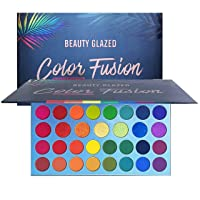 Beauty Glazed High Pigmented Makeup Palette Easy to Blend Color Fusion 39 Shades...