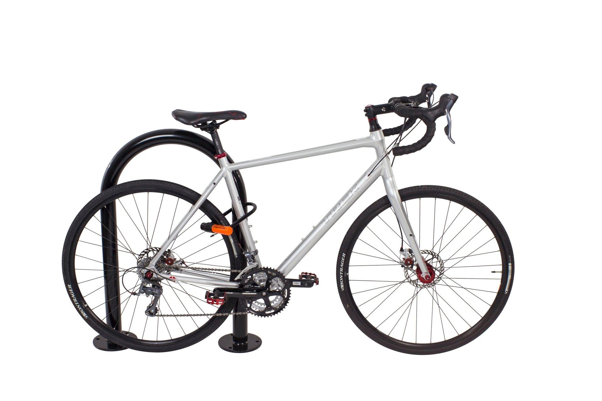 Kryptonite Evolution Mini 7 Bike U Lock /& 4 Foot Cable Sold Secure Silver
