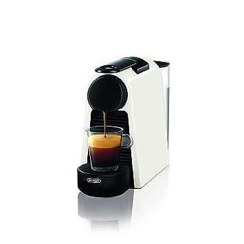 DeLonghi EN 85.WAE Independiente Totalmente automática Máquina de café en cápsulas 0.6L Negro