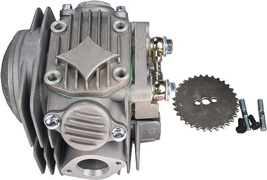 New Rebuild Engine Head Gasket Kit Set For 4-Stroke LIFAN 140cc Motorcycle Bike