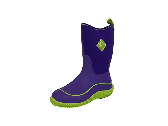 Muck Boots Kids Hale Purple and Green (UK size 9): Amazon.co.uk: Shoes &  Bags