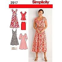 Simplicity 2917 AA - Patrones de Costura