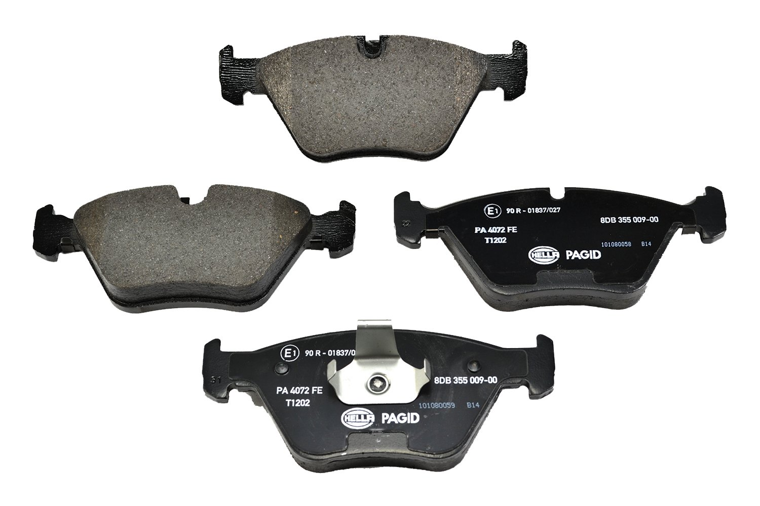 Disc Brake Pagid T1450 Brake Pad Set