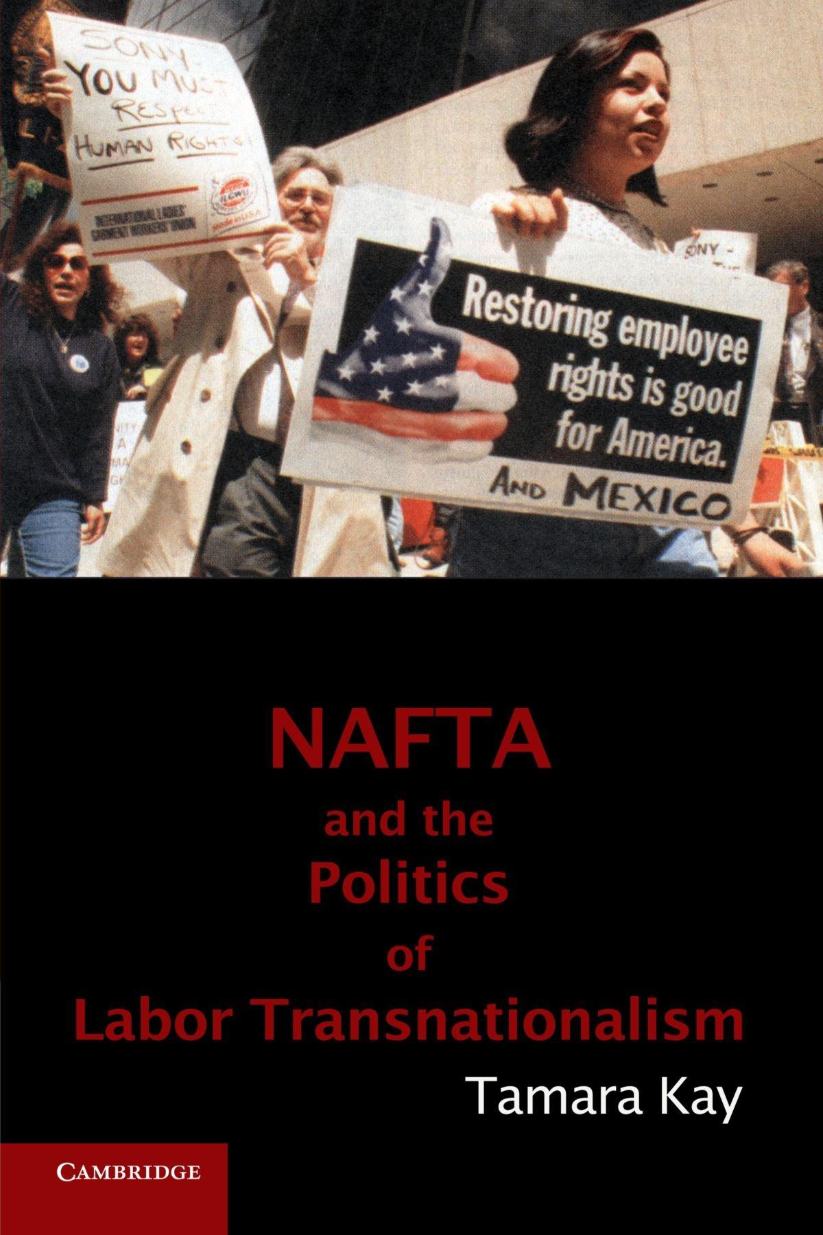 Download Nafta and the Politics of Labor Transnationalism (Cambridge Studies in Contentious Politics) pdf epub