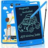 PROGRACE LCD Writing Tablet for Kids Learning Writing Board Magnetic Erase LCD Writing Pad Smart Doodle Drawing Board…