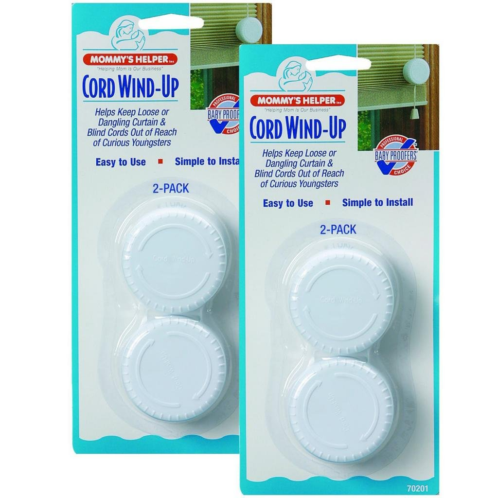 Mommy's Helper Cord Wind-Up - 4 Pack