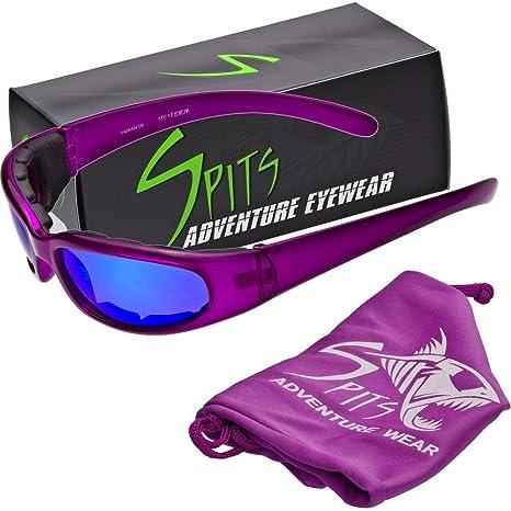 Spits - Chicago gris lentes - azul lentes de G-Tech - Espuma ...