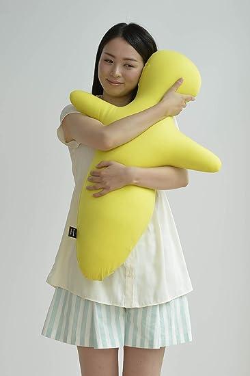 Kyoto Nishikawa Hugvie Huggable Communication /& Relaxation Body Pillow Pink, Kids