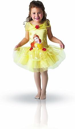 Rubies Disney I-884654S - Disfraz infantil de bailarina Bella (3-4 ...