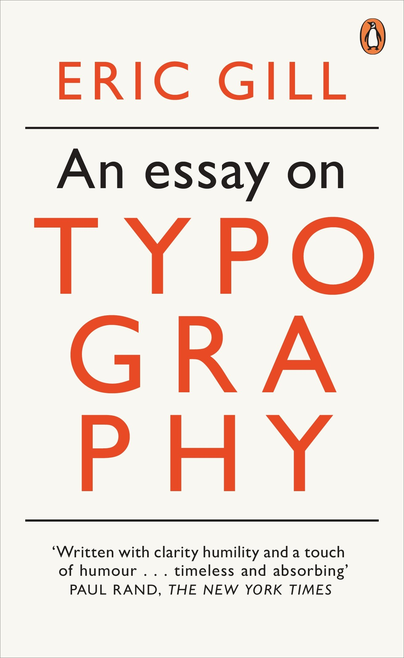 an essay on typography penguin modern classics amazon co uk an essay on typography penguin modern classics amazon co uk eric gill 9780141393568 books
