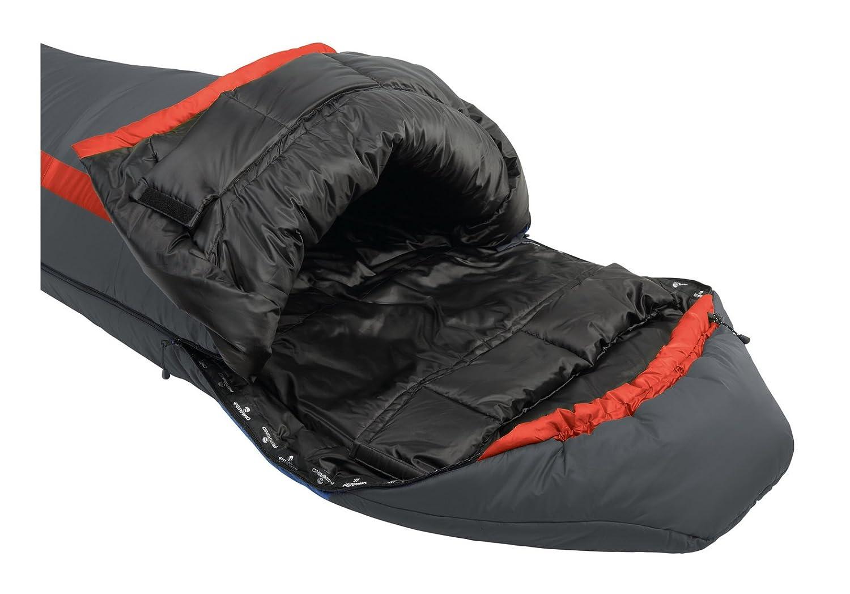 Ferrino SLEEPINGBAG NIGHTEC Lite Pro 600 M Saco de Dormir Tiempo Libre y Senderismo Unisex Adulto, (Black/Red), Talla Única: Amazon.es: Deportes y aire ...