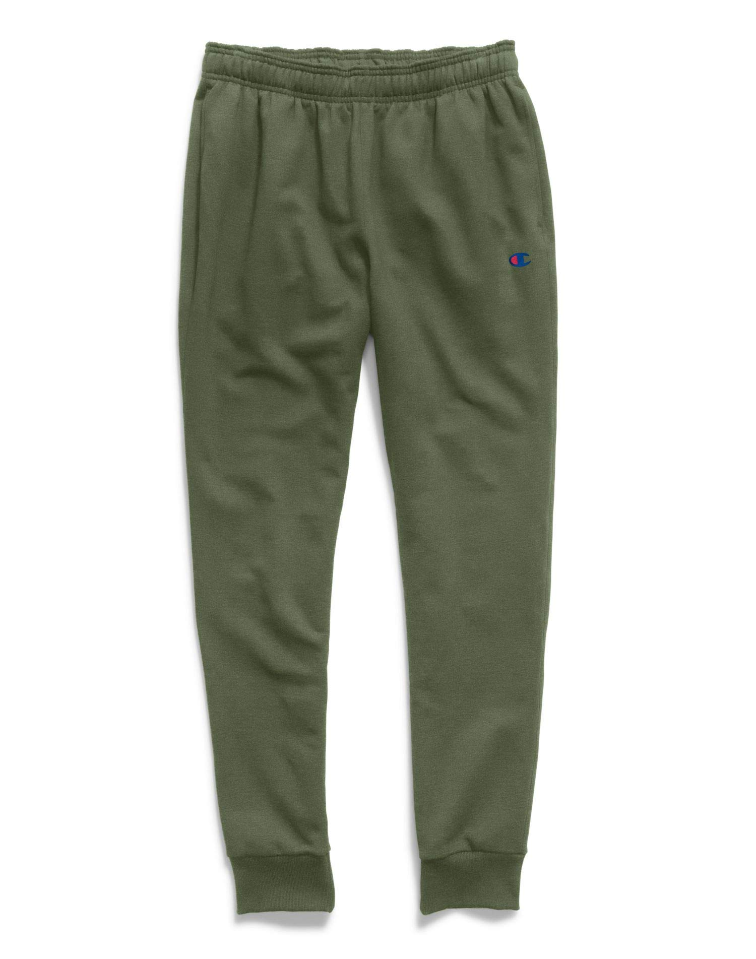 Champion Powerblend® Retro Fleece Jogger Pants (P1022 549314) -Cargo Oliv -XL by Champion