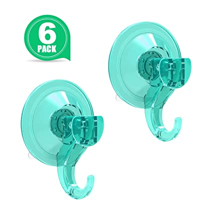 Exceptionnel Shower Suction Hook LUXEAR Suction Cup Hangers Wreath Hanger Holder Vacuum Suction  Hooks For Windows Bathroom