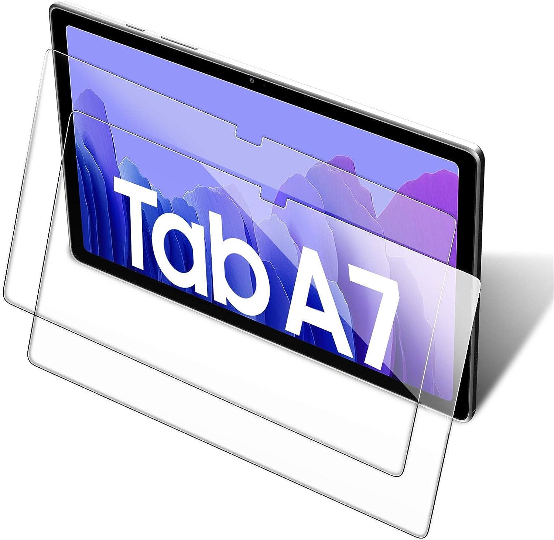 Vidrio templado Galaxy Tab A7 10.4 2020 SM-T500/T505/T507 x2