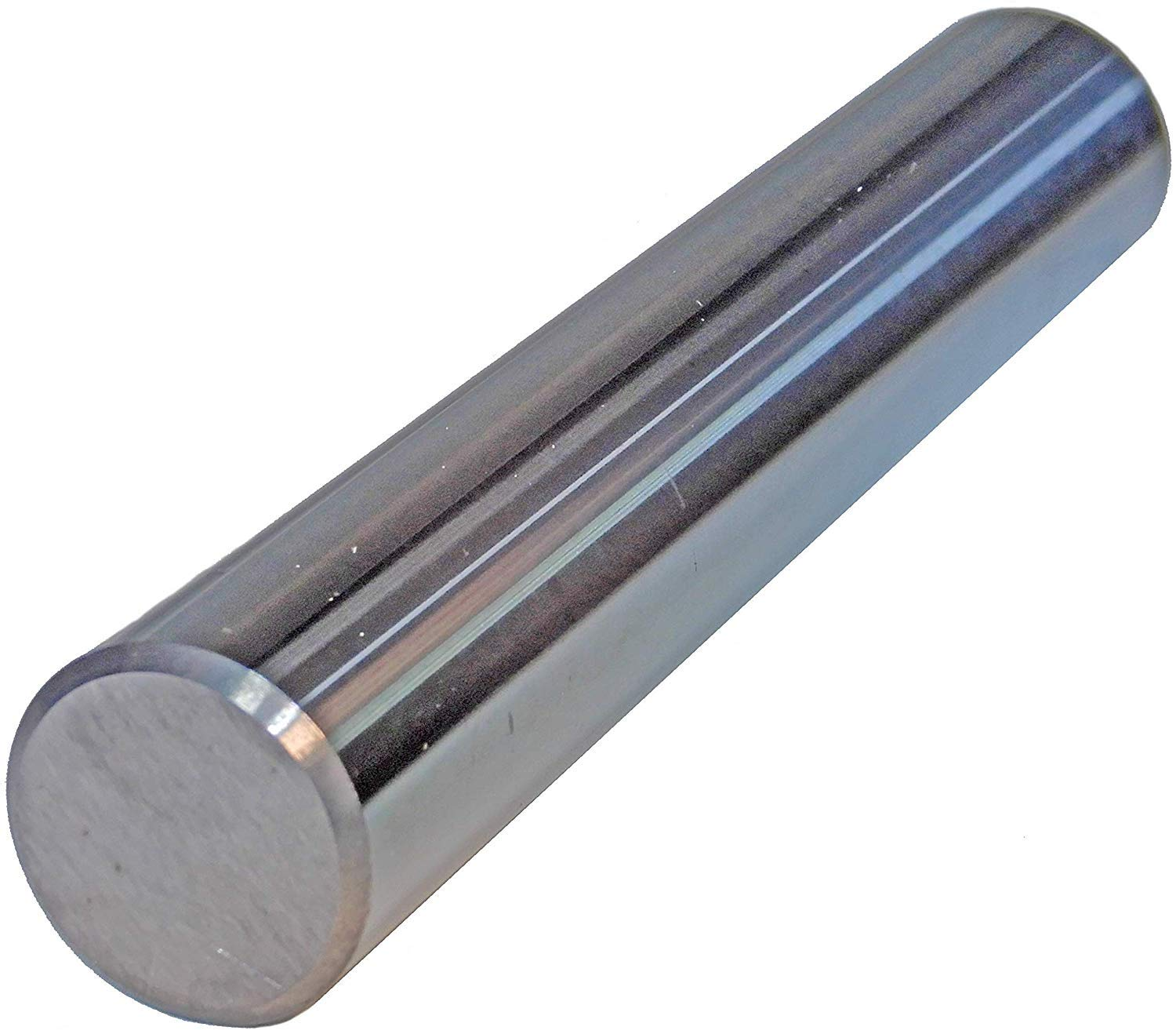 Castlebar 1-1/8'' X 4-1/2'', Grade 9008/C2, Ground Polished Chamfered Cemented Tungsten Carbide Round Rod by Castlebar
