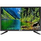 Gelvin 61 cm (24 inches) GE24PBG-400 HD Ready LED TV (Glossy Black)
