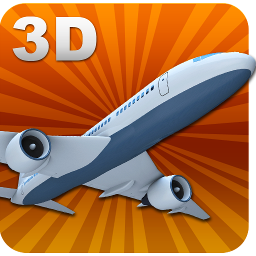 3D Flight Simulator: Boeing & Airbus