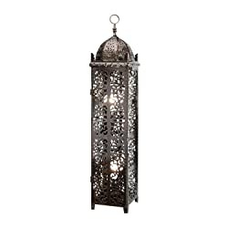 Large Antique Style Moroccan Floor Lamp – Vintage Antique Style Perfect for All Living Rooms & Bedrooms – Superb Quality