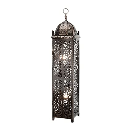 Large Antique Style Moroccan Floor Lamp Vintage Antique Style Perfect For All Living Rooms Bedrooms Superb Quality
