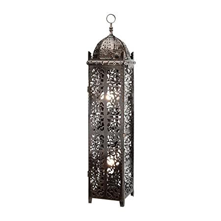 Large antique style moroccan floor lamp vintage antique style large antique style moroccan floor lamp vintage antique style perfect for all living rooms aloadofball Image collections