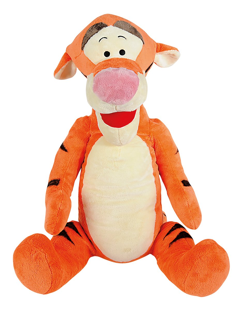 Amazon.com: Simba Toys Plush Winnie The Pooh And His Friends, Choice Of Size And Character: Baby
