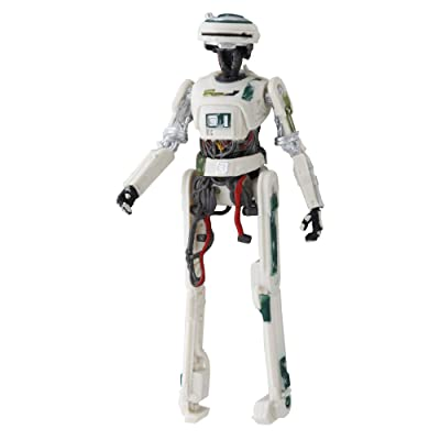 Star Wars L3-37 - Force Link 2.0 - 3.75 inch Action Figure: Toys & Games
