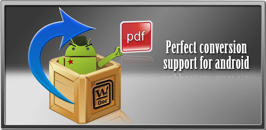 pmd to pdf converter for android