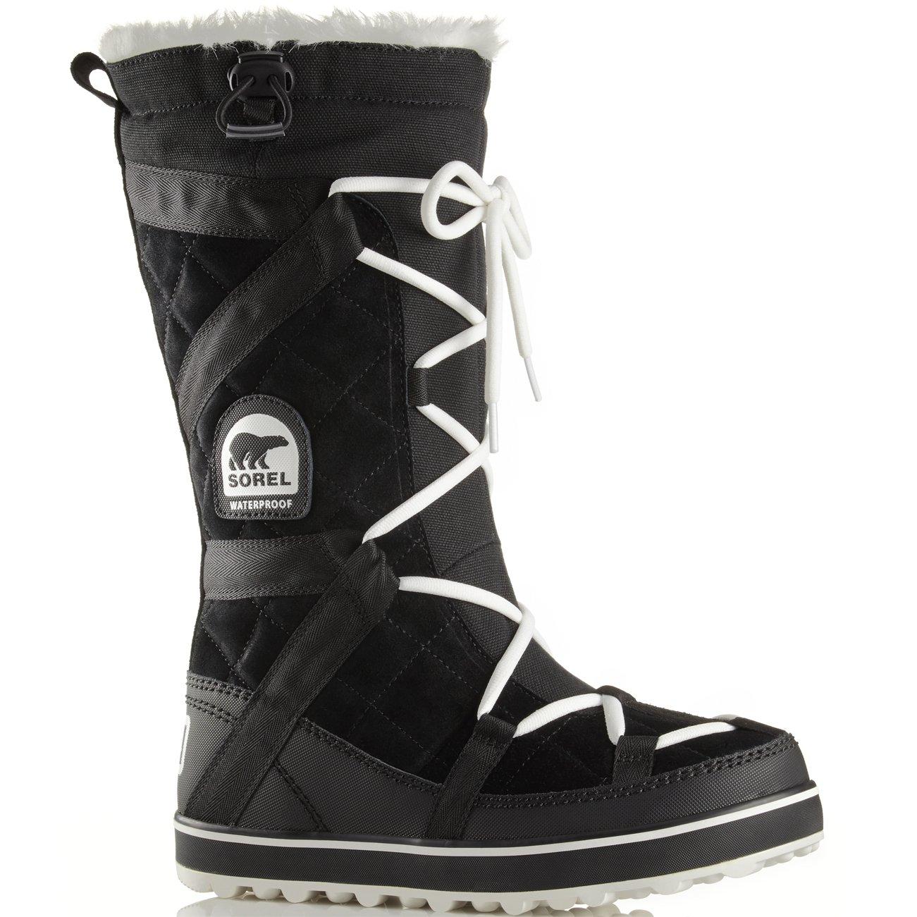 Para mujer Sorel Glacy Explorer Senderismo Botas
