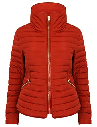 193fb956032 Tokyo Laundry Womens Ewok Or Zelda Quilted Winter Jacket: Amazon.co ...