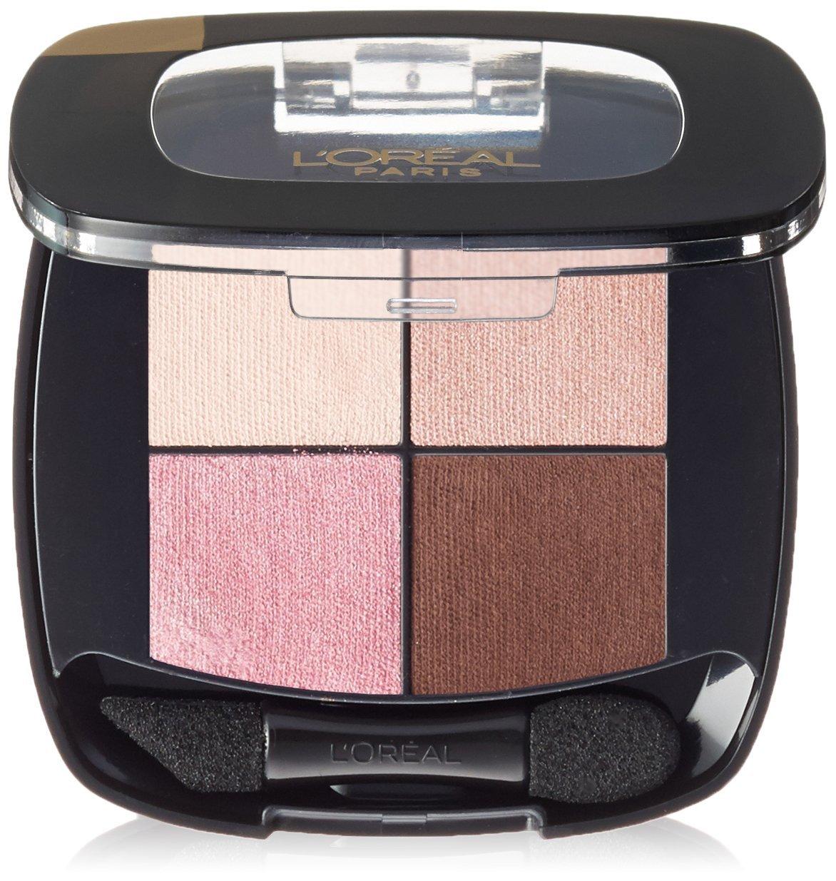 L'Oréal Paris Colour Riche Eye Pocket Palette Eye Shadow, Avenue Des Roses, 0.1 oz.